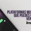 Plataformas de streaming musicales que puedes usar en Venezuela